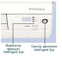 Функция «Умный глаз»