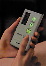 Пульт ДУ с подсветкой Panasonic