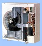 Внешний блок Panasonic CU-B50DBE8