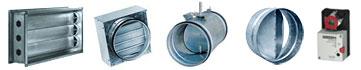 Воздушный клапан, вентиляционный клапан