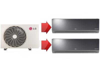 LG Electronics MULTI SPLIT